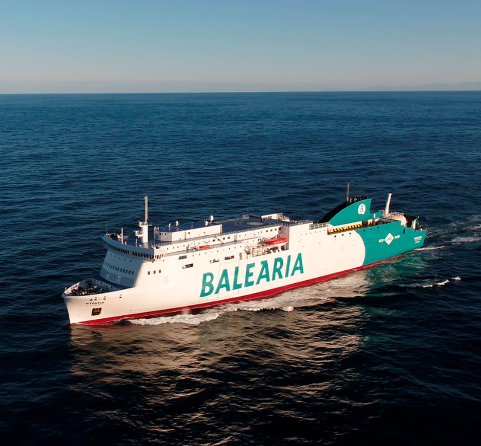 El Gas Natural Licuado es el combustible más rentable y ecológico para el transporte marítimo