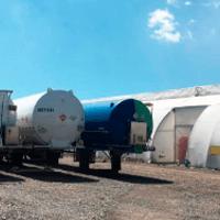 Contamos con la mejor tecnología para controlar el suministro de gas natural