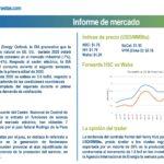 Informe de Mercado Gas Natural 25 Mayo 2020