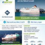 Ventajas del Gas Natural Licuado para Barcos