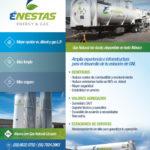 Ventajas del Gas Natural Licuado para la Industria