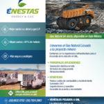 Ventajas del Gas Natural Licuado en Minas